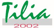 Asztalosok Boltja, TILIA 2002.