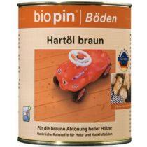 Biopin keményolaj barna