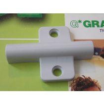 Grass csillapító/Tipmatic fogadótalp sorozatfuratba (fronttól 37 vagy 28)