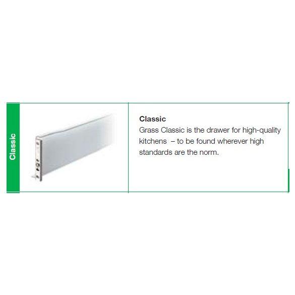 Unigrass 6036 fiókoldal, 85×400 fehér
