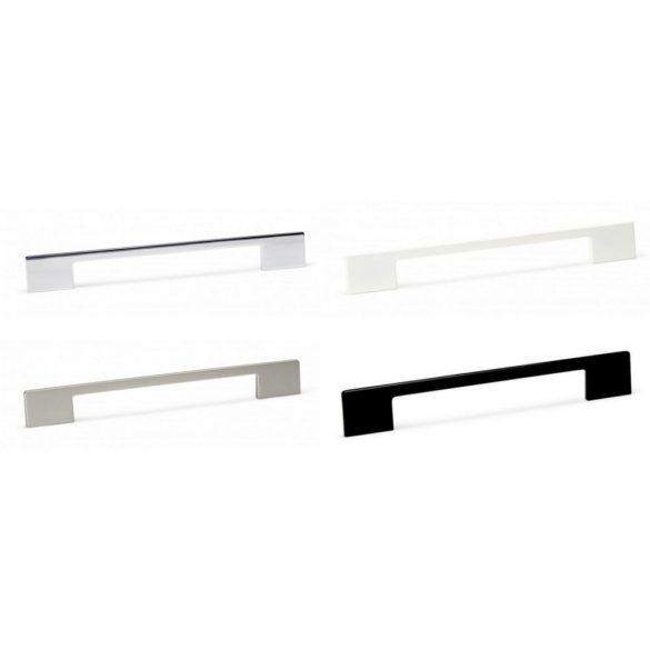 DINO - H= 349mm fogantyú fényes króm, matt nikkel, matt fehér, matt fekete (288-320mm)