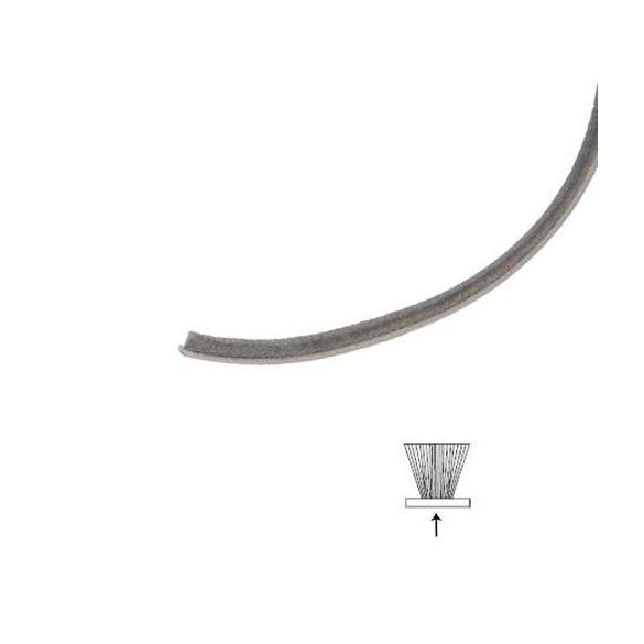 Delta hosszú behúzós kefe (porfogó kefe)