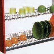 Felső szekrénybe szerelhető edénycsepegtető